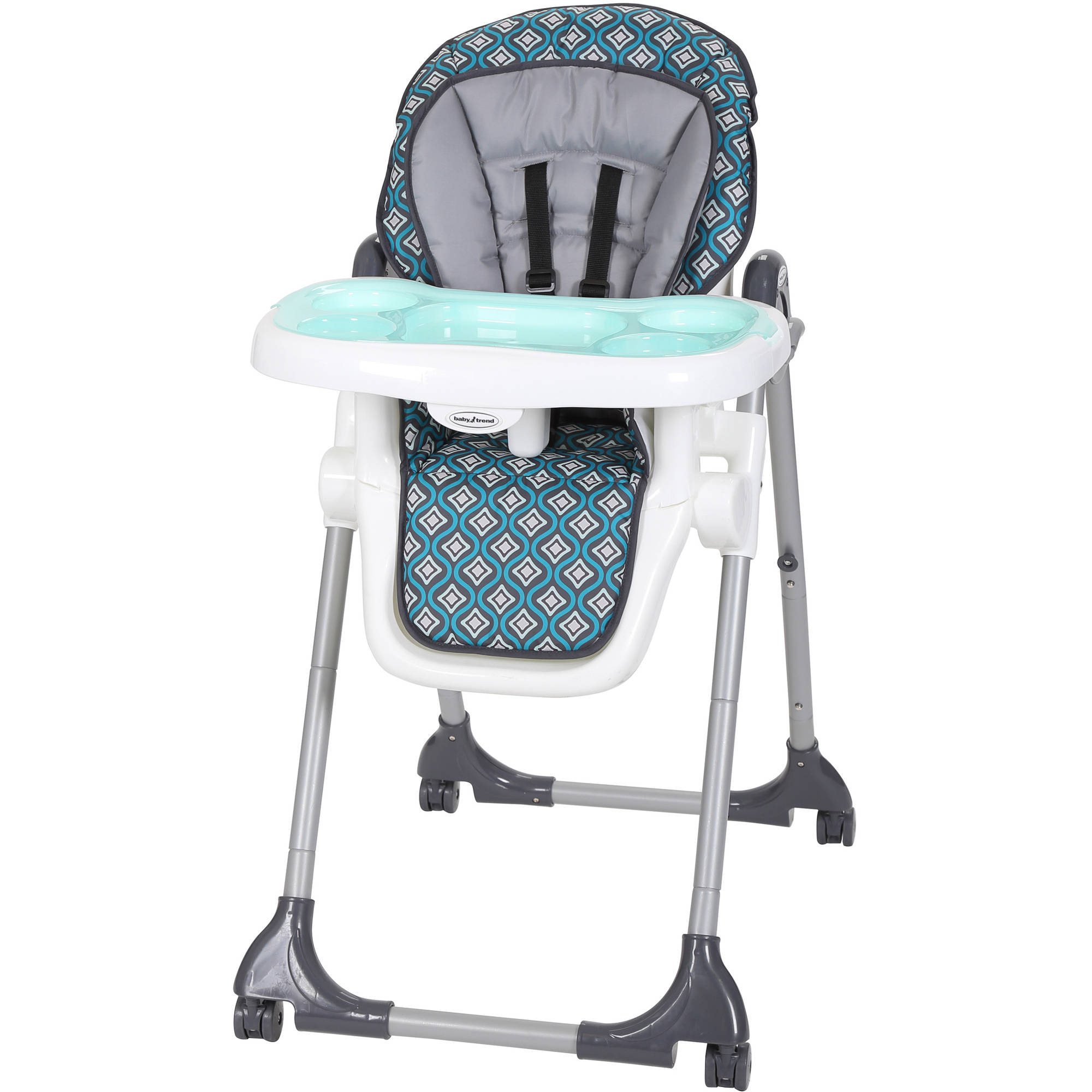 Baby Food Chair Baby Trend Deluxe 2 In 1 High Chair Diamond Wave