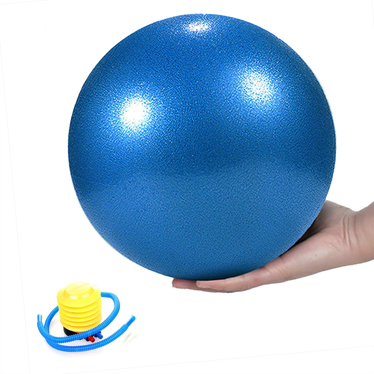 Reactionnx 9 Inch Small Bender Ball for Pilates Barre ...