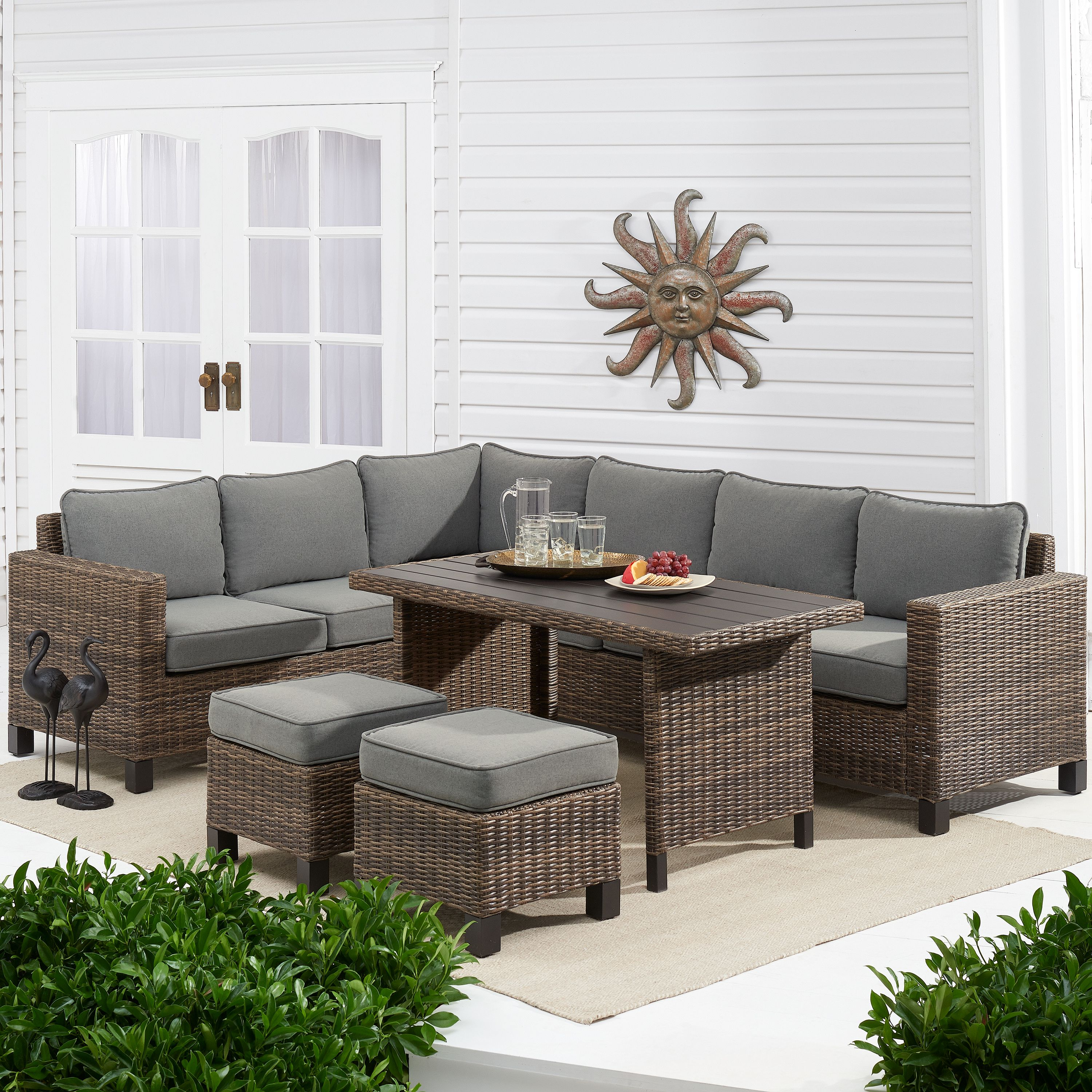 Spring -haves Prep Outdoor Space