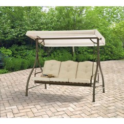 Swing Chair Dragon Mart By Electric Mainstays Warner Heights Converting Outdoor Hammock