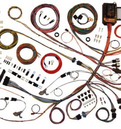 american autowire wiring system ford truck 1961 66 kit p n 510260 walmart com [ 1154 x 900 Pixel ]
