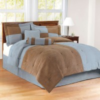 Mainstays Comforter Set Collection, Colorblock - Walmart.com