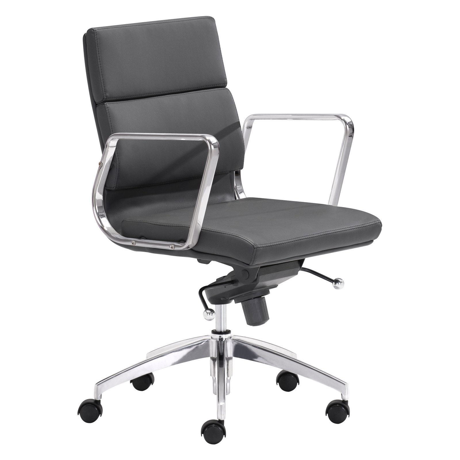 Low Back Office Chair Engineer Low Back Office Chair Multiple Colors