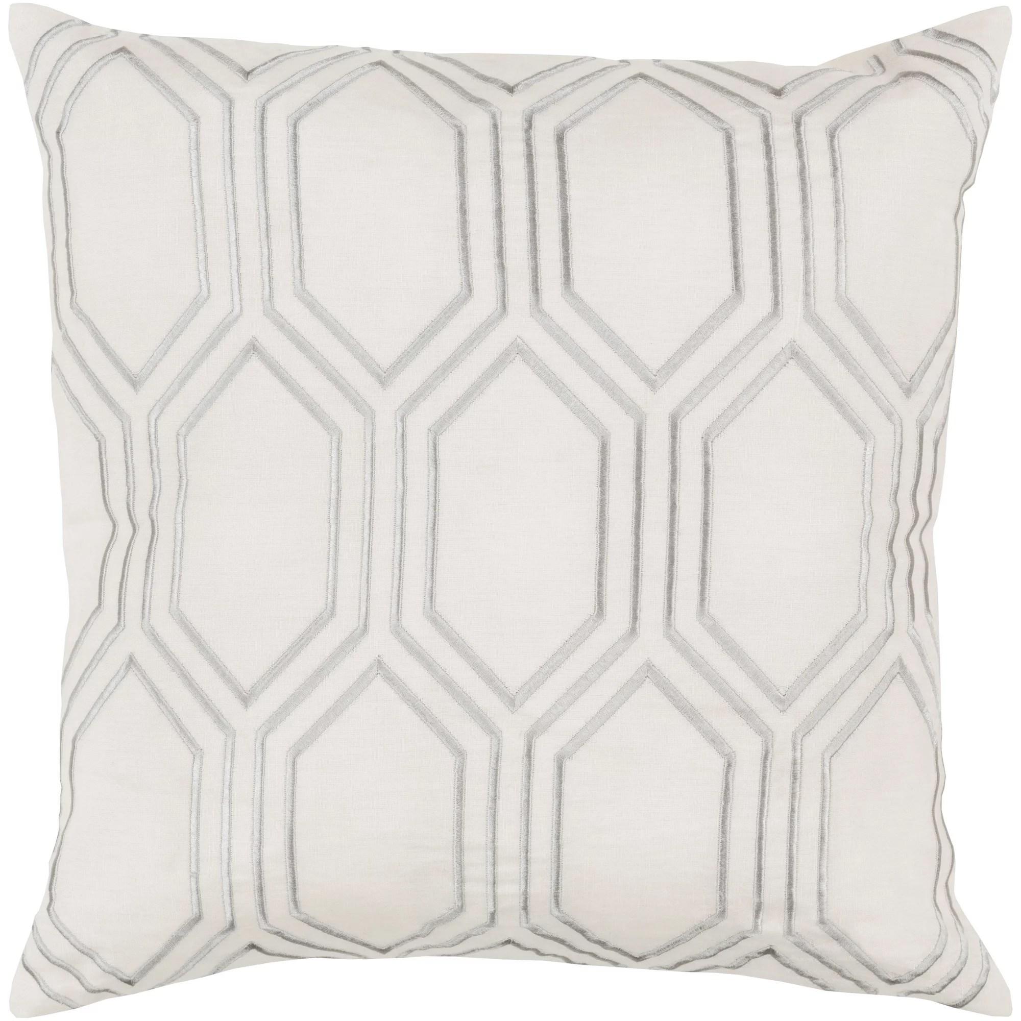 art of knot avelon 20 x 20 pillow cover