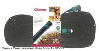 50' Gilmour Flat Weeper/Soaker Garden Hose - Sprinkler ...