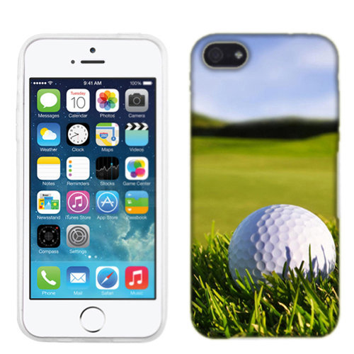 Mundaze Golf Course Phone Case Cover for Apple iPhone 44S