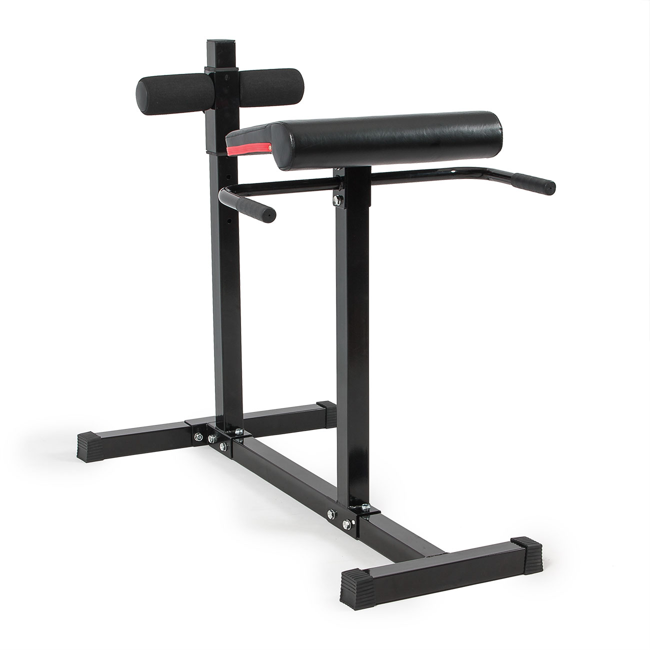 roman chair gym equipment big and tall mesh drafting akonza hyper extension bench sit up abs workout exercise adjustable walmart com