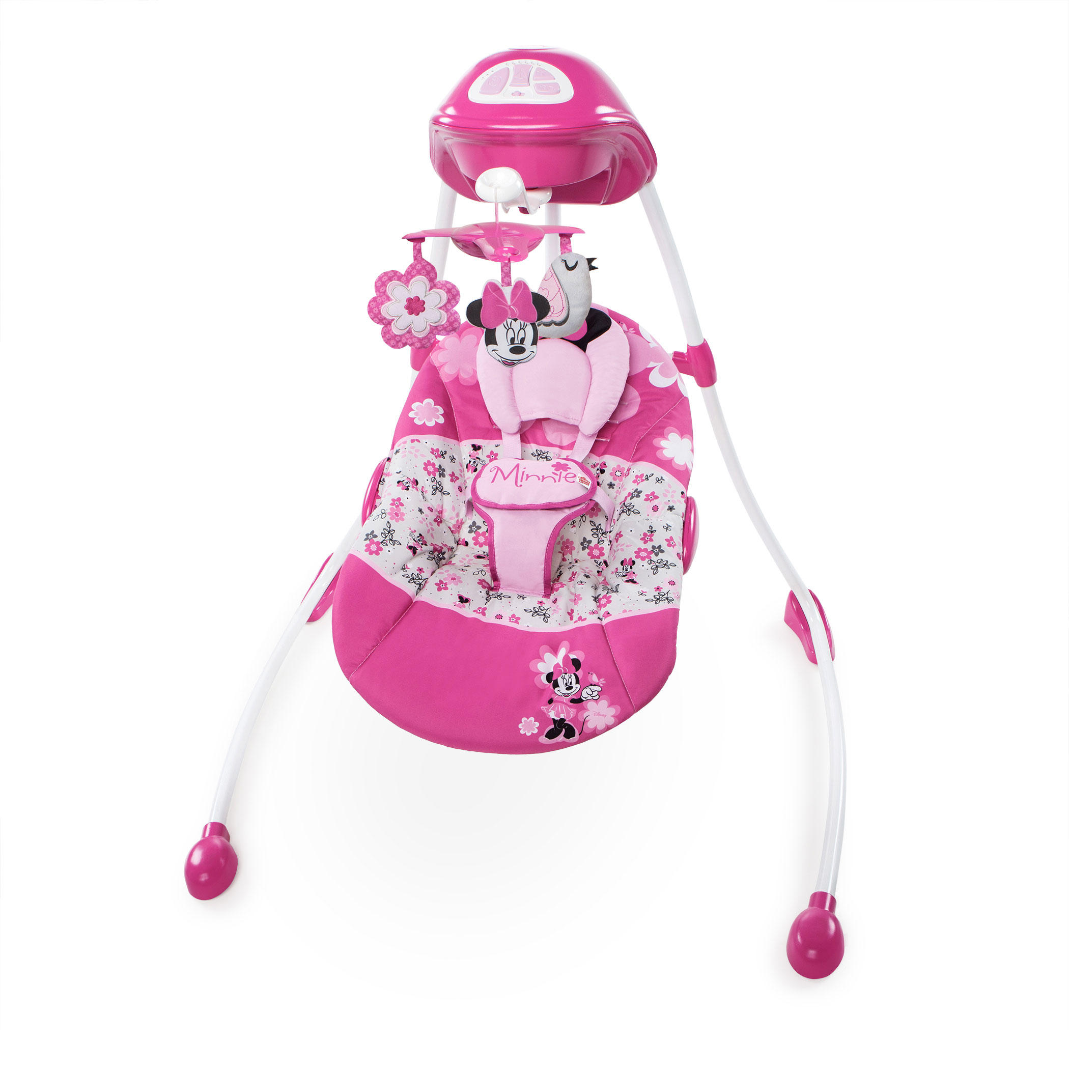 Disney Baby Minnie Mouse Garden Delights Swing