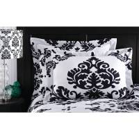 Mainstays Classic Noir Twin-Twin-XL Bed in a Bag ...