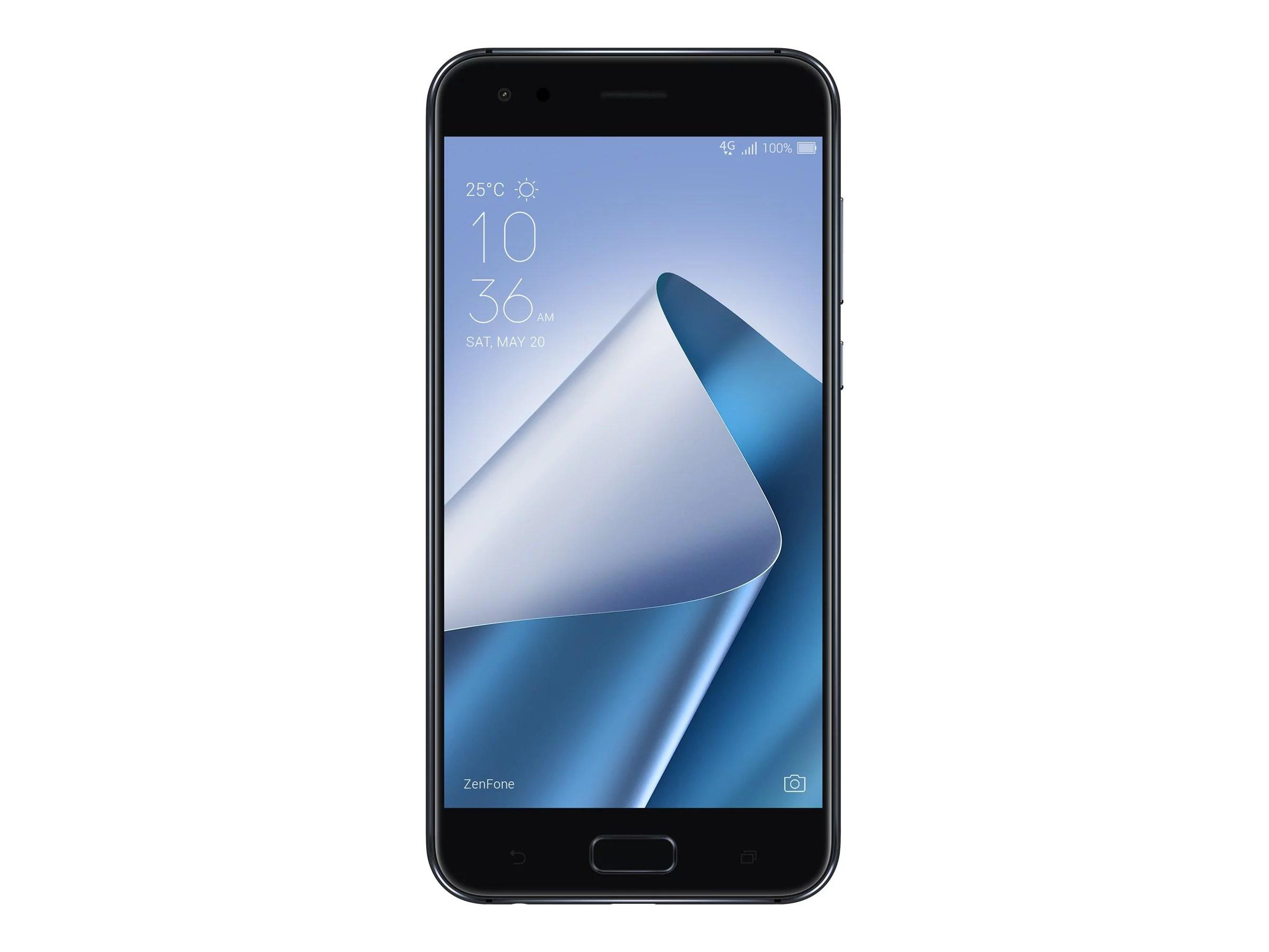 ASUS ZenFone 4 (ZE554KL) - Smartphone - dual-SIM - 4G LTE - 64 GB - microSD slot - 5.5