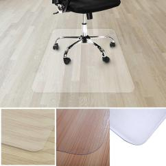 Rolling Chair Mat For Wood Floors Massage Pad Ktaxon 36x48 Hard Floor Home Office Pvc Square Walmart Com