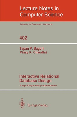 Interactive Relational Database Design A Logic