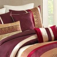 Better Homes and Gardens Dana 7 Piece Bedding Comforter ...
