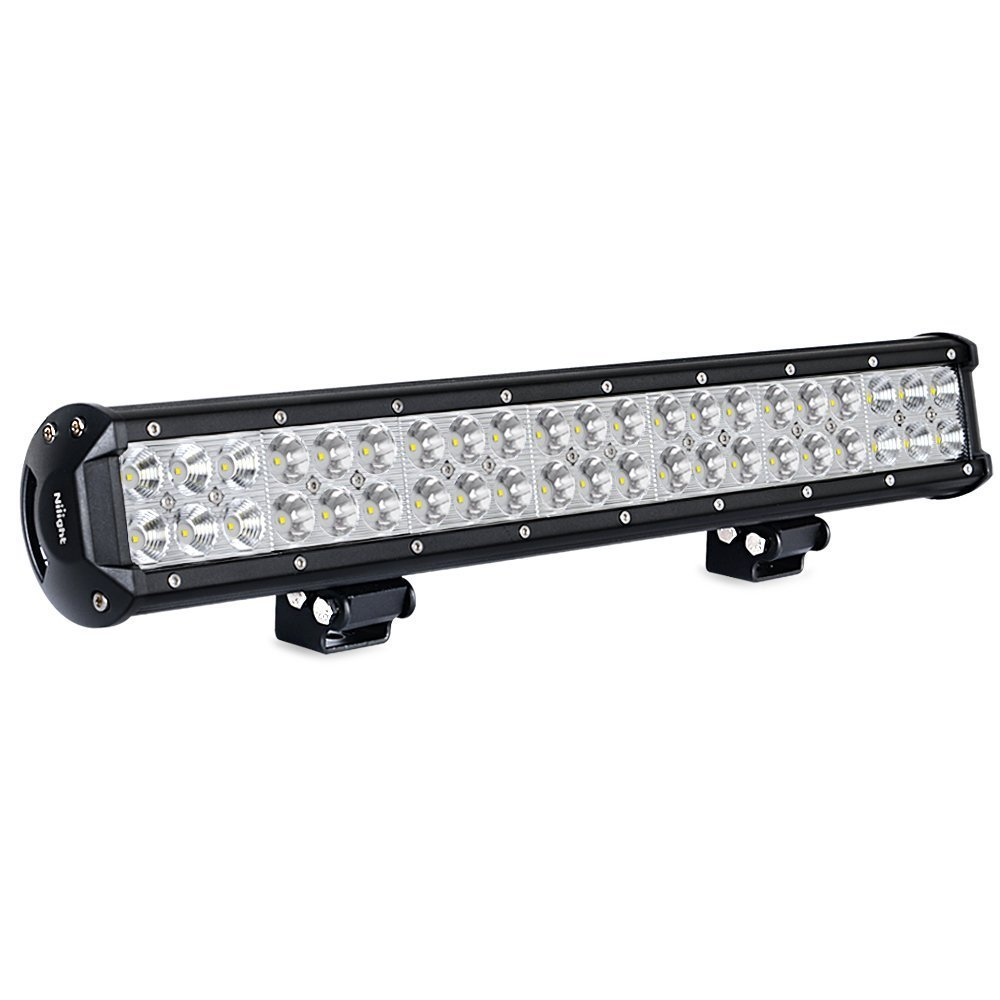Best Kitchen Gallery: Led Light Bar Nilight 20 Inch 126w Led Work Light Spot Flood Bo of 30 Inch Led Light Bar For Kitchen on rachelxblog.com