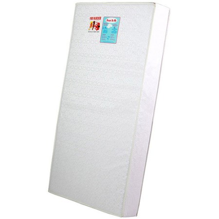 Dream On Me 6 Full Size Firm Foam Crib And Toddler Bed Mattress Water Proof