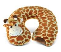 Puzzled Super Soft Plush Neck Pillow Giraffe - Walmart.com