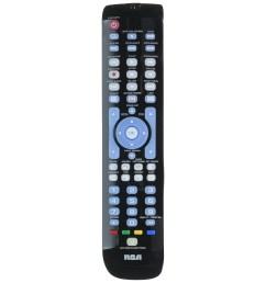 universal remote control tv audiovox 6 device dvd vcr universal remote tv cable walmart com [ 1500 x 1500 Pixel ]