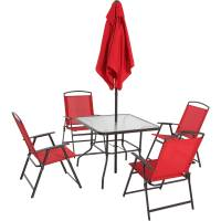 red patio furniture sets | Roselawnlutheran