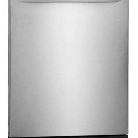 FRIGIDAIRE Dishwasher,24InW x 25InD,120V,10A FGID2466QF