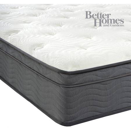 Multiple Better Homes And Gardens 10 Euro Top Spring Gel Memory Foam Mattress