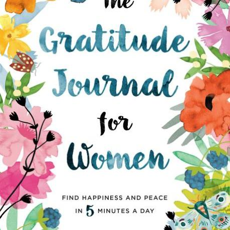 The Gratitude Journal for Women (Paperback)