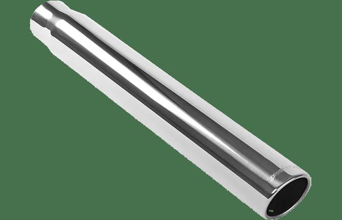 magnaflow 2 1 2 inch inlet round exhaust tip