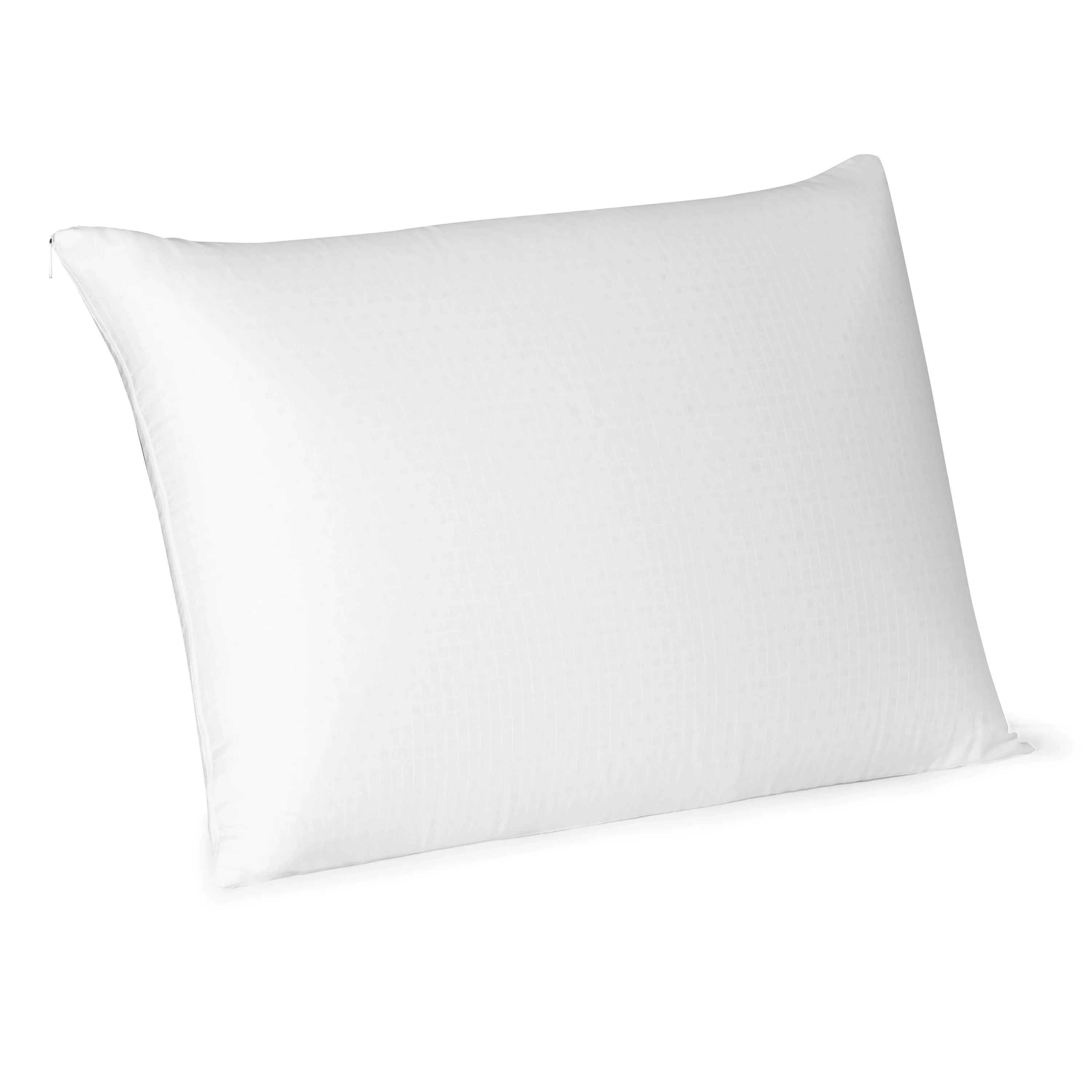 beautyrest latex pillow with removable cover in multiple sizes walmart com