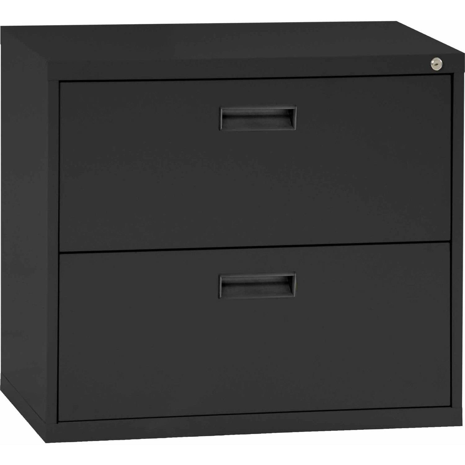 Sandusky Steel Lateral File Cabinet with Plastic Handle 2