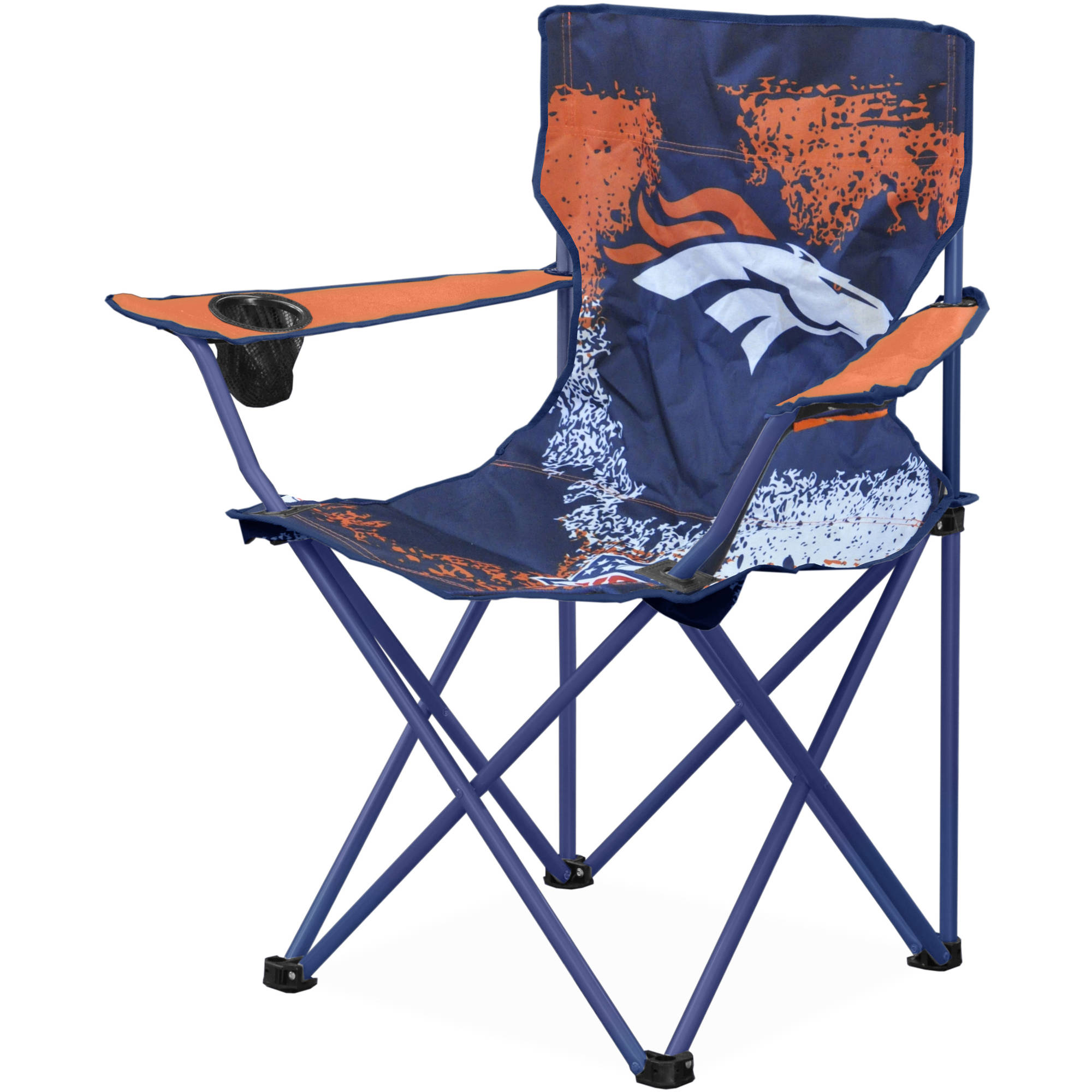 49ers camping chair tablecloths covers and sashes nfl denver broncos tween camp walmart com