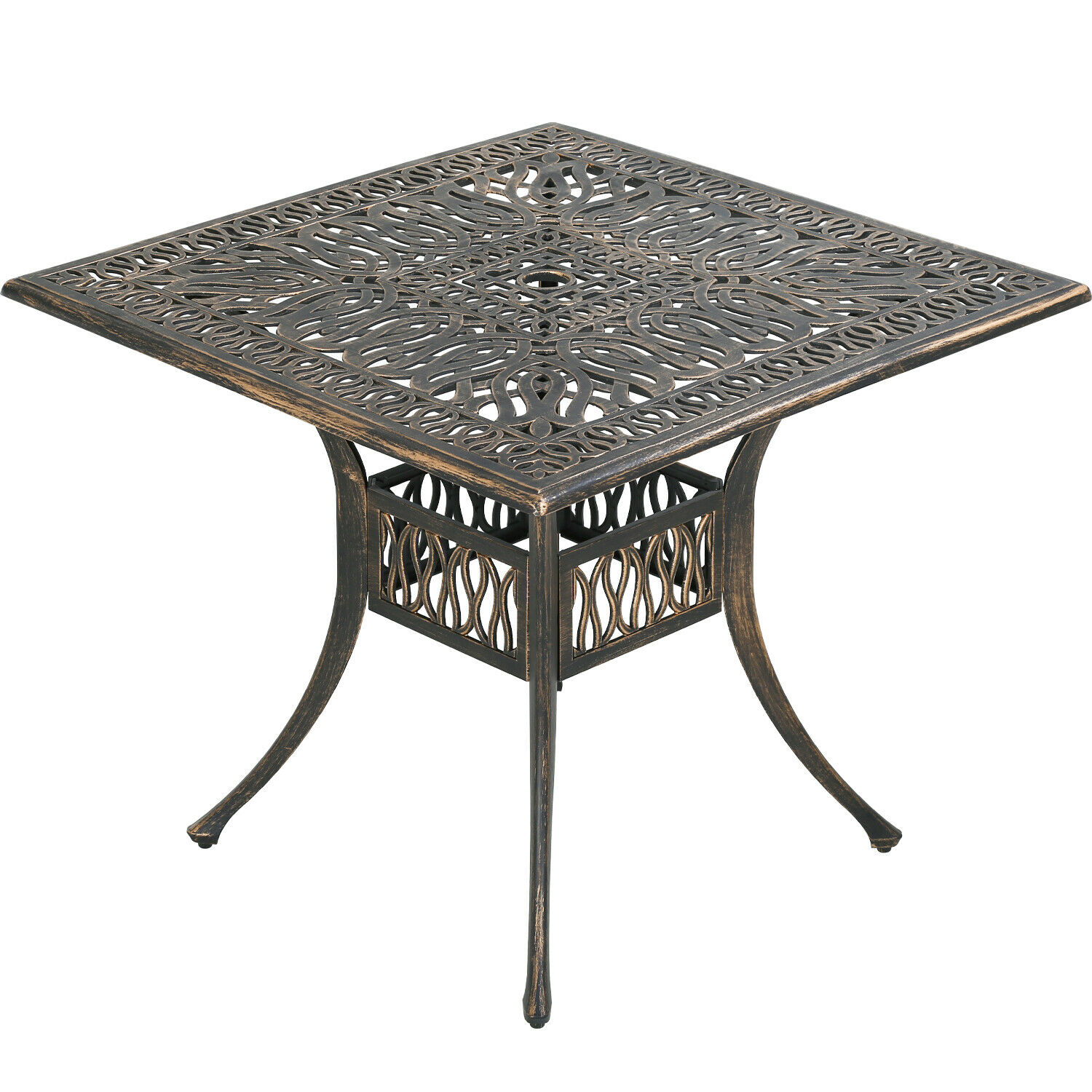 patio dining table outdoor dining table wrought iron patio furniture patio walmart com