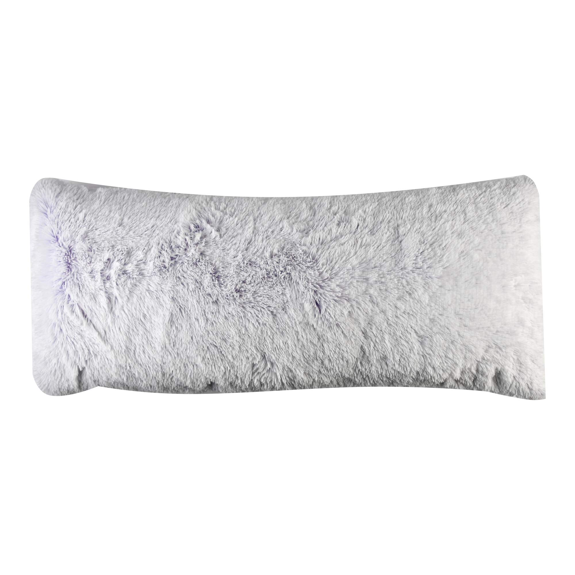 your zone fluffy body pillow multiple colors