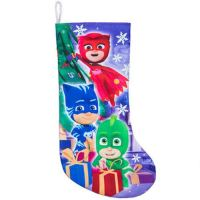 PJ Masks Stocking Christmas Mantel Decoration Gift ...