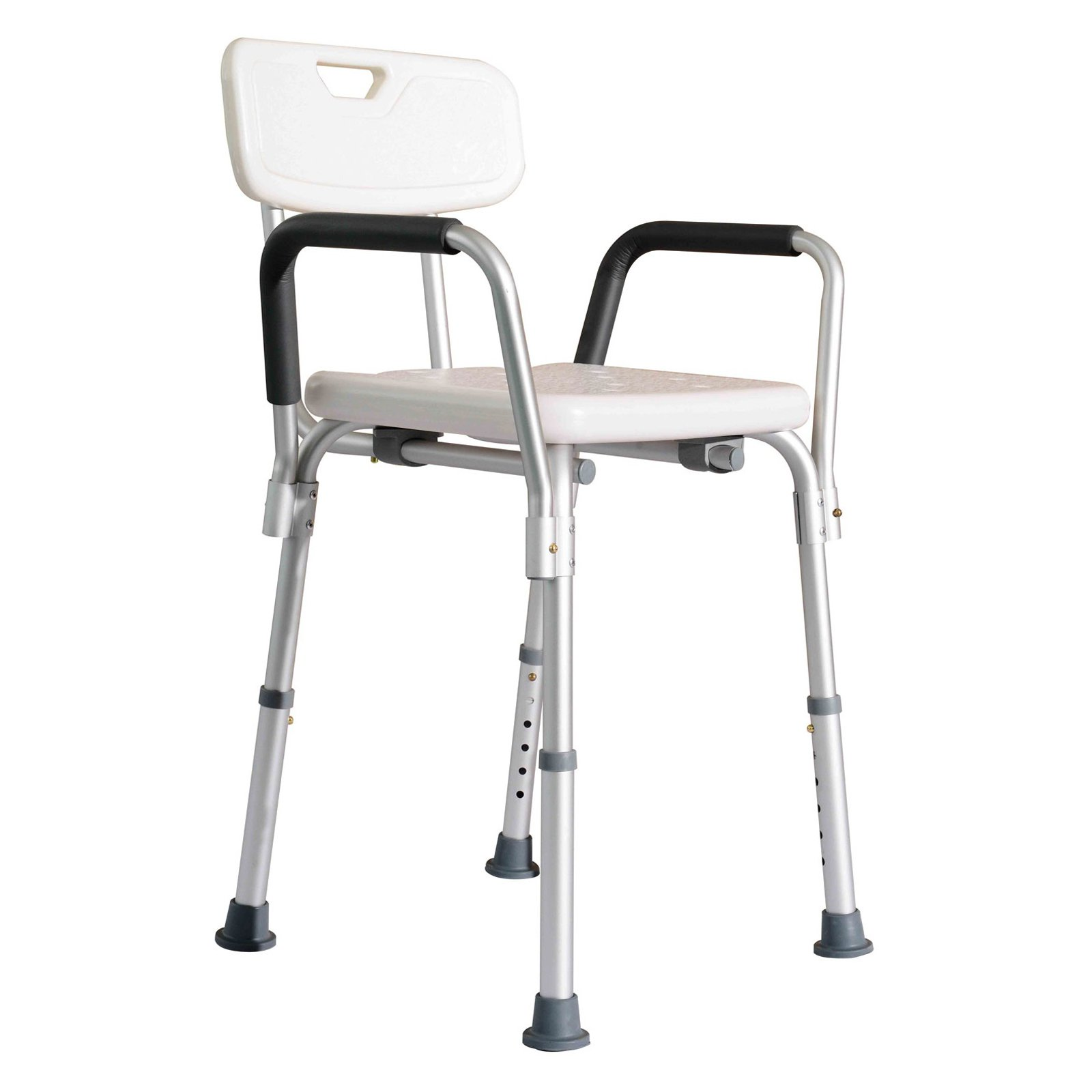 medical shower chairs cheap potty homcom adjustable chair walmart com