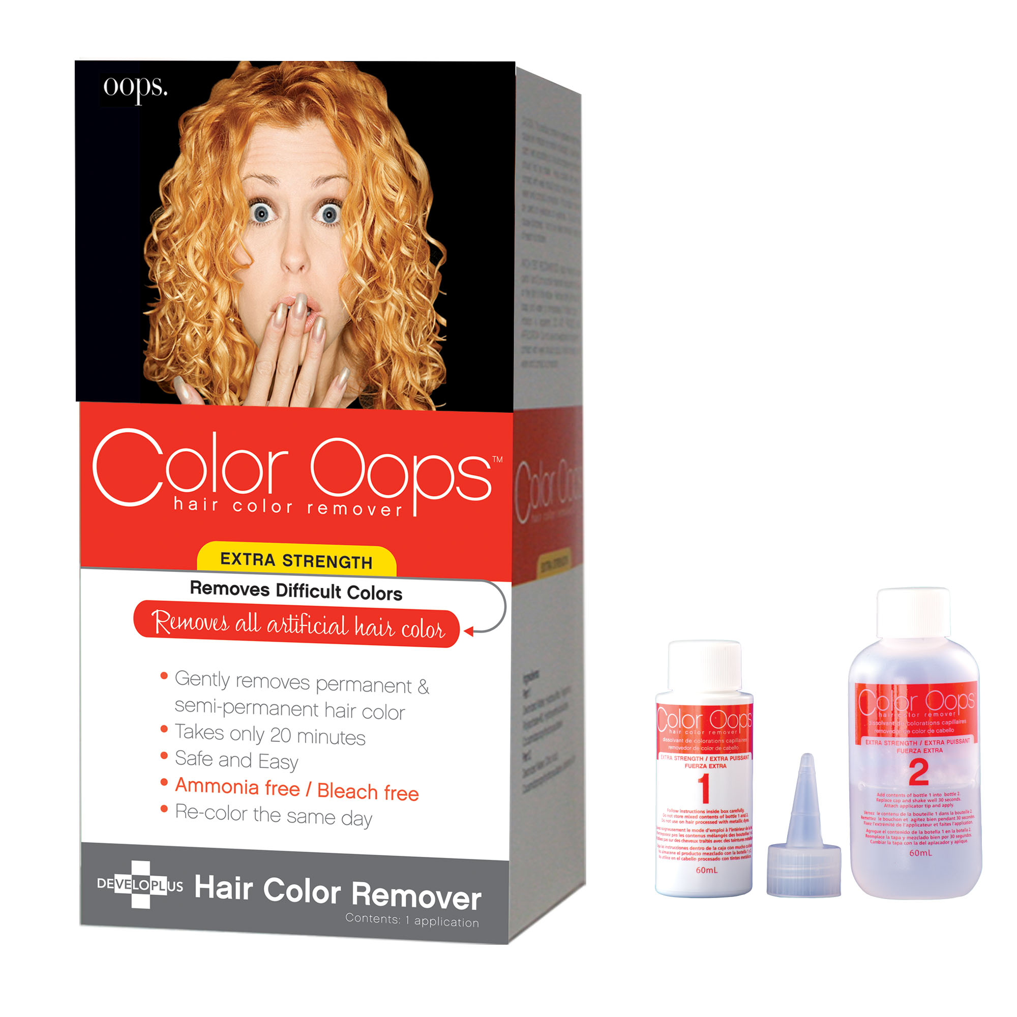 Color Oops Hair Color Remover Extra Conditioning Ulta