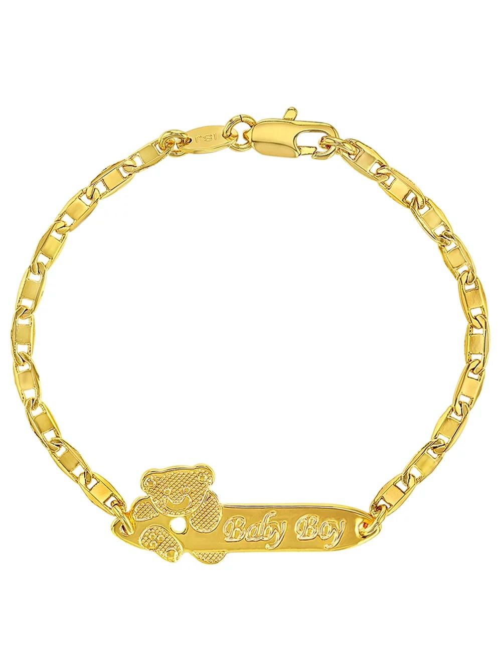 Baby Gold Chain Boy : chain, Boys', Jewelry, Walmart.com