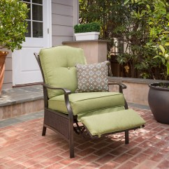 Recliner Lawn Chairs Folding Patio At Target Better Homes And Gardens Providence Outdoor Walmart Com