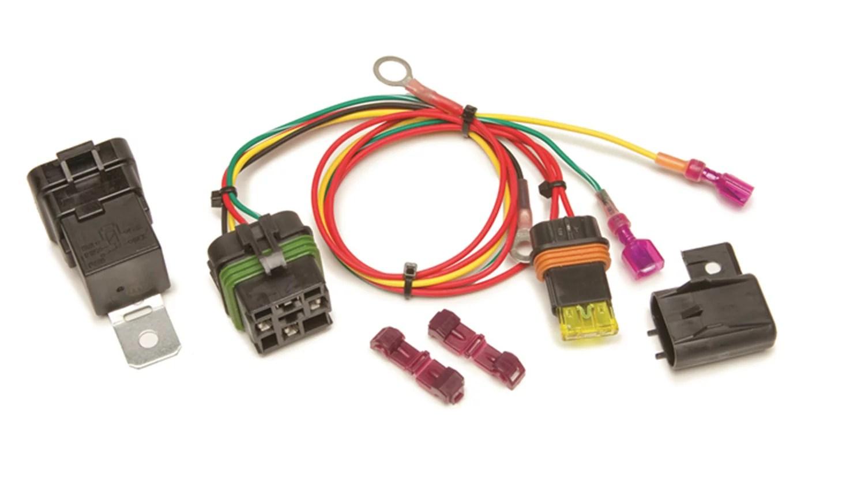 painless performance 30822 pan30822 highbeam relay kit gm 03 06 painless wiring harness 2005 envoy [ 1500 x 828 Pixel ]