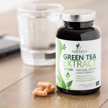 مستخلص الشاي الأخضر 98٪ أقصى قدر من الفعالية 1000mg ث / EGCG لتخفيف الوزن مستخلص الشاي الأخضر 98٪ أقصى قدر من الفعالية 1000mg ث / EGCG لتخفيف الوزن 624b43cb 6efd 4541 840f 9479e5ad3e4c 1
