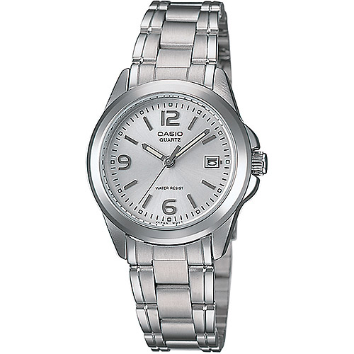 women s silver dial