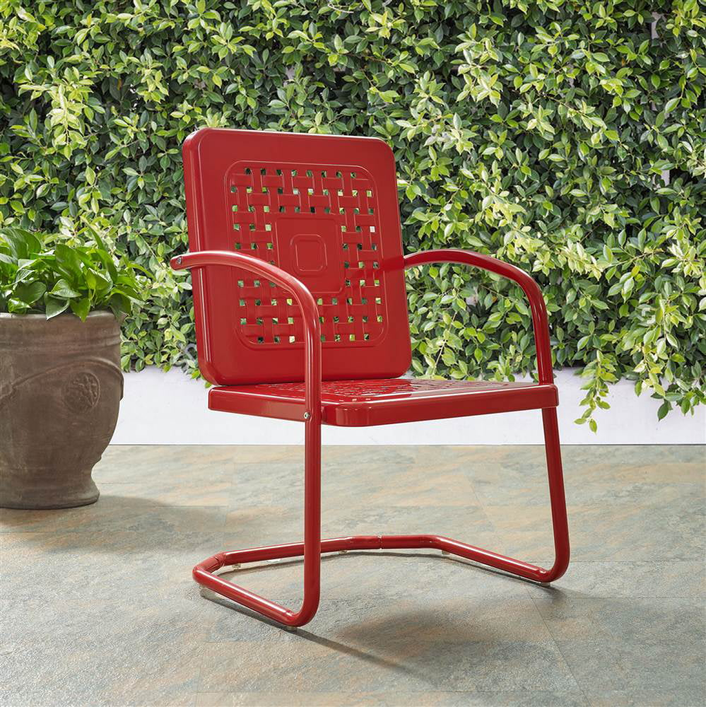 Red Patio Chairs Details About Set Of 2 Retro Patio Chair Outdoor Vintage Red Metal Bistro Deck Porch Armchair