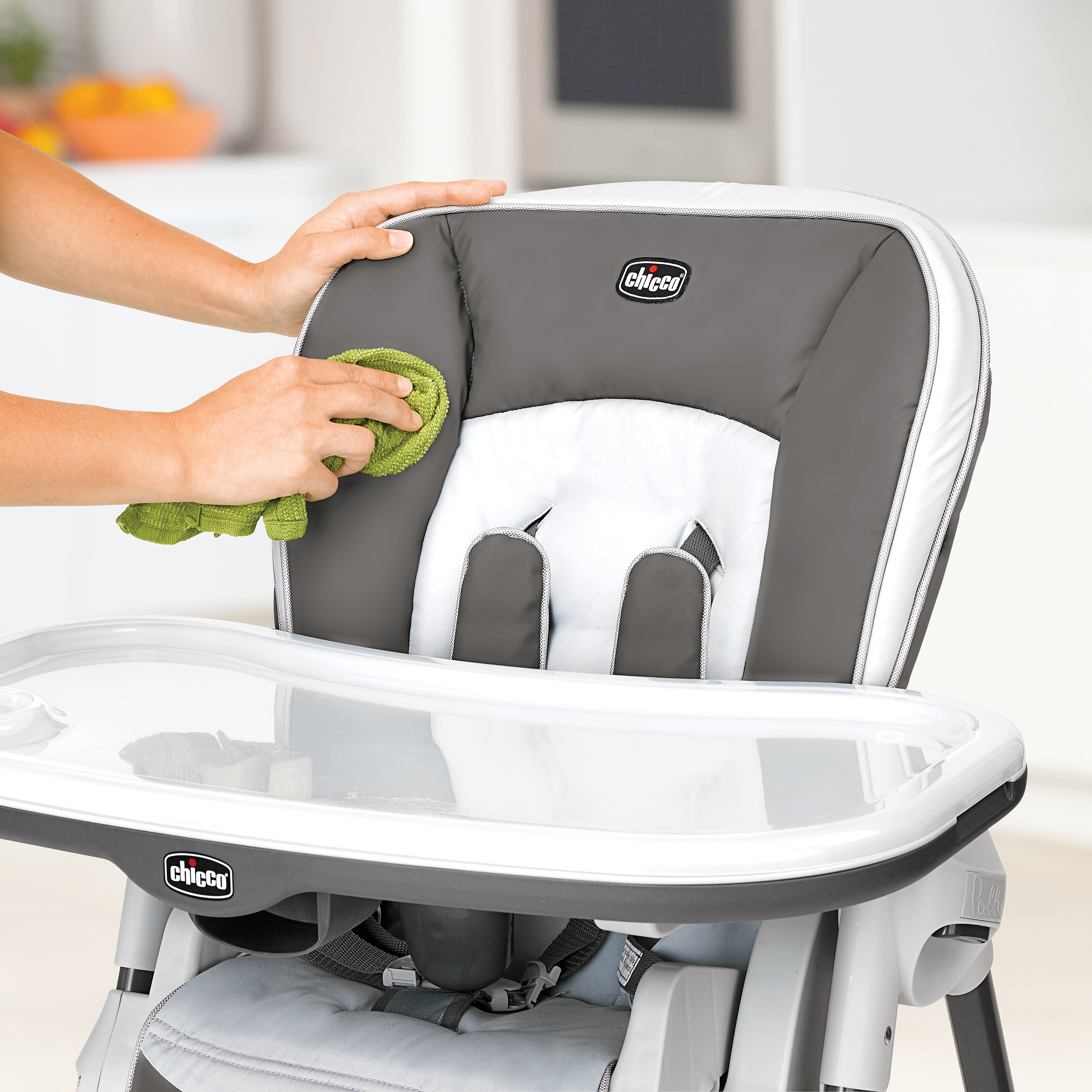 Chicco Polly High Chair Zest Chicco Polly Highchair Orion