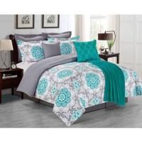 Sunrise 8-Piece Comforter Set - Walmart.com