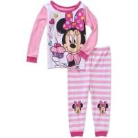 Newborn Baby Girl So Sweet Cotton Tight Fit Pajamas 2pc ...