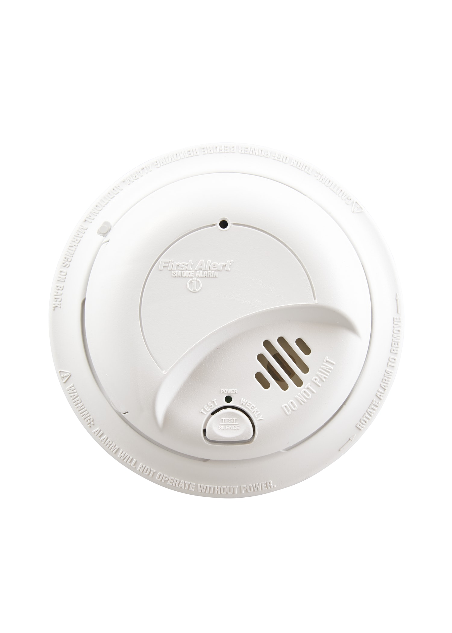 hight resolution of first alert sa9120bpcn 120v ac hardwired smoke alarm with adapter plugs walmart com