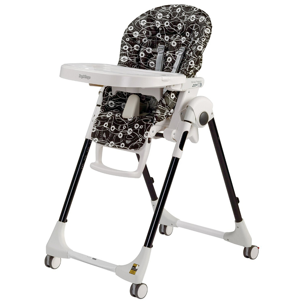 Perego High Chair Peg Perego Usa Prima Pappa Zero 3 High Chair Pavilion Black