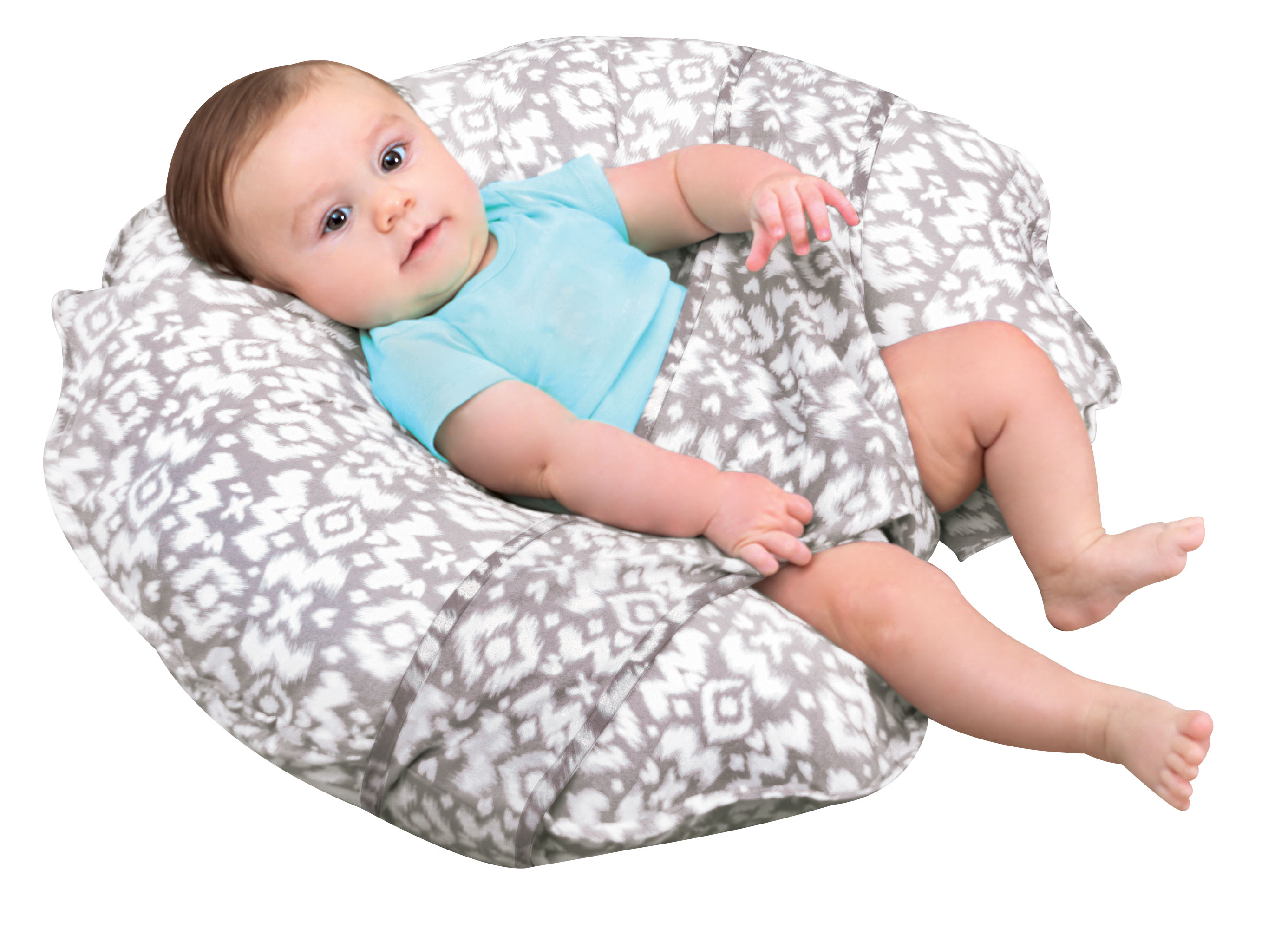 boppy pillow with velcro straps online