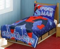 Spider-Man You Are Spider-Man 4-Piece Toddler Bedding Set ...