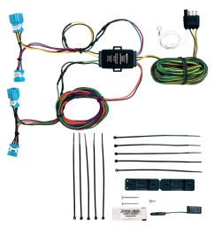 hopkins towing solution 56300 plug in simple towed vehicle wiring kit fits cr v walmart com [ 1500 x 1500 Pixel ]