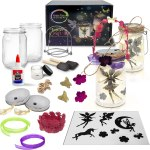 Diy Fairy Lantern Nightlight Making Craft Kit For Kids 2 Pack Walmart Com Walmart Com