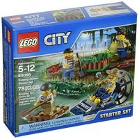 LEGO, City, Swamp Police Starter Set (60066) - Walmart.com